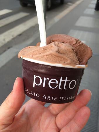 Pretto Gelateria Arte Italiana