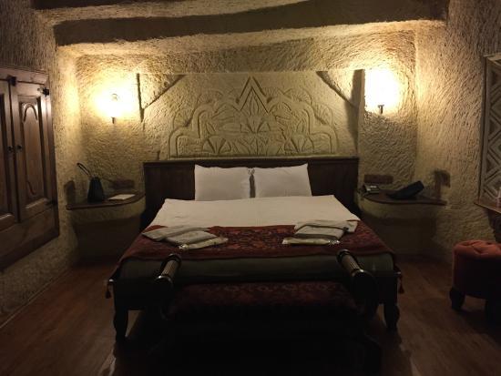 Has Cave Konak Hotel: şırahane