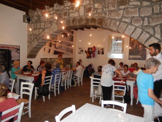 Il Giardino Del Papero.Sala Riservata Picture Of Il Giardino Del Papero Viterbo