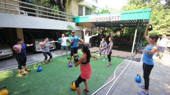 Ari CrossFit