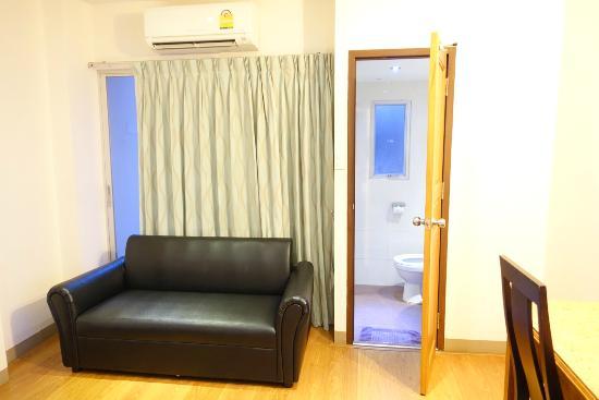 KC Place Hotel Pratunam: deluxe family