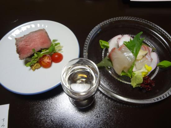 Awajishima Kanko Hotel: お料理