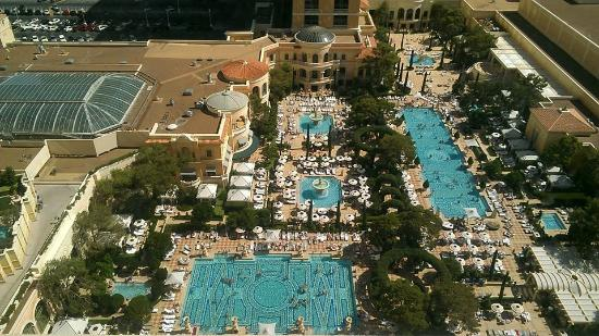 Bellagio Pool