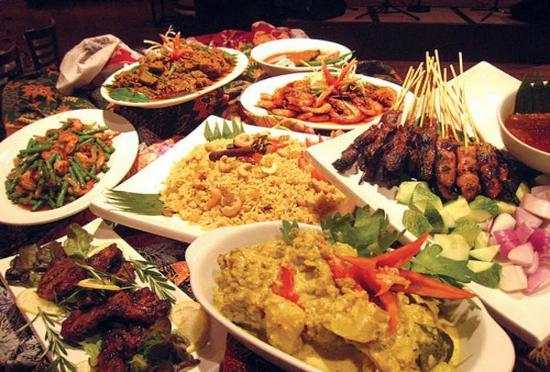 Premier Hotel: Foods