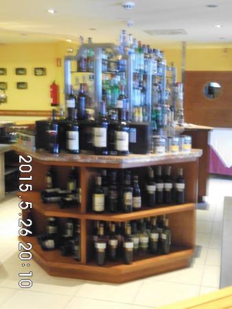 Hotel Cristóbal Colón: Erlesene Weine erfreuen den Gaumen des Weinkenner´s
