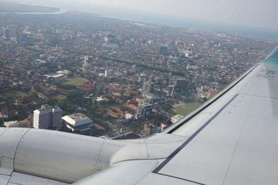@HOM Hotel Simpang Lima by Horison: @Hom Hotel from an aerial view