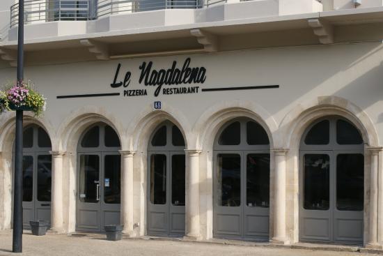 Restaurant Le Nagdalena St Maixent L Ecole