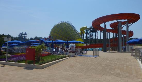 Porec, Croatia: Aquacolors Water Park