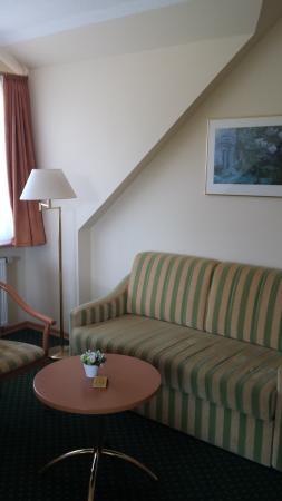 Reinfeld, Germany: Sofa corner