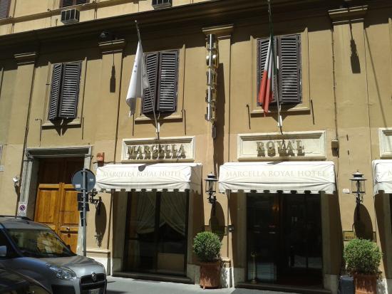 Marcella Royal Hotel Rome Reviews