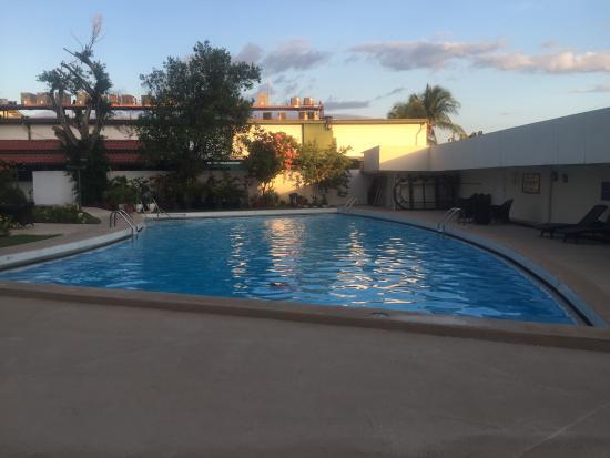 Gran Hotel Nacional: piscine
