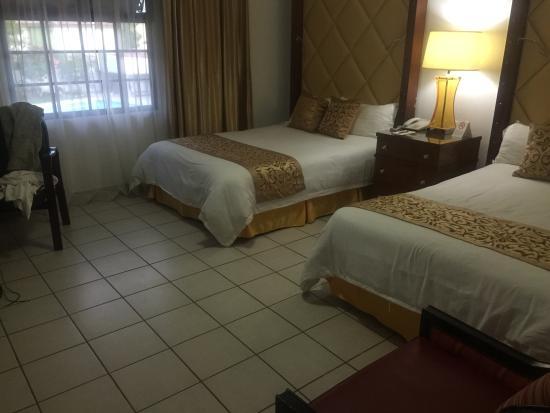 Gran Hotel Nacional: chambre