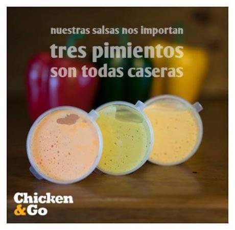 imagen Chicken&Go en Tomares