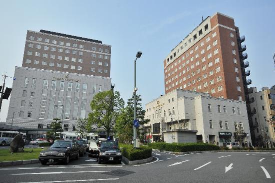 ホテル ボストンプラザ草津 びわ湖