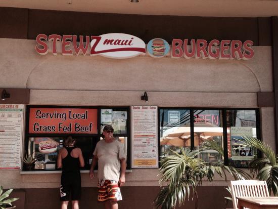 Stewz Maui Burgers Foto