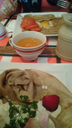 La Bolée : Notre repas