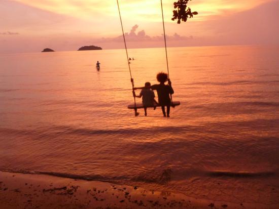 sunset Kai Bae Beach