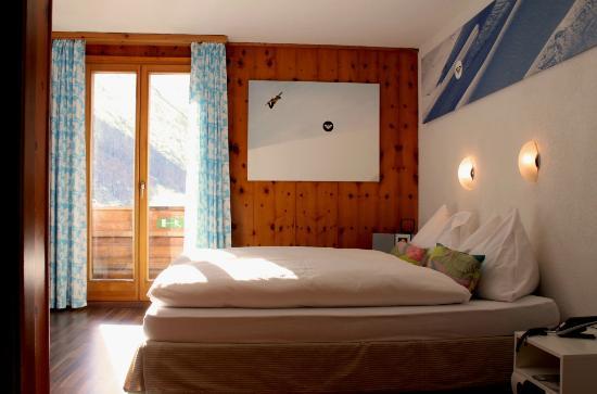 Popcorn Hotel : Doubleroom Style