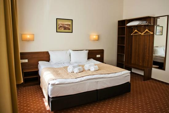 Memel Hotel: Standart double room