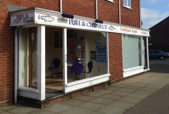Hemsby Fish & Chip Shop