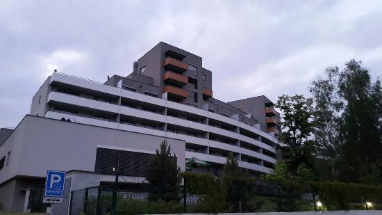 Aparthotel Landek - - AD Landek