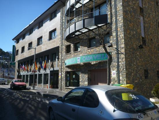 Casa vella hotel ordino andorra reviews photos - Aparthotel casa vella ...