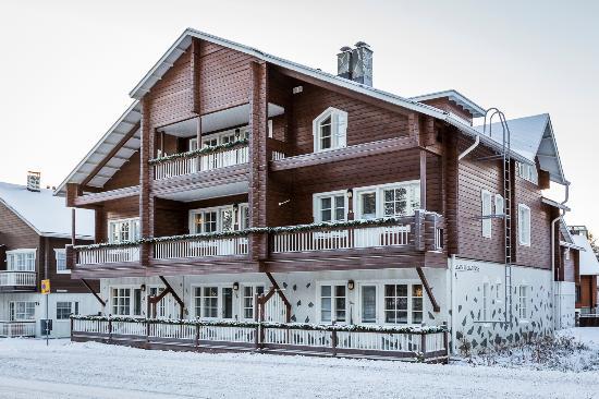 Levikaira Apartments & Levin Kultarinne