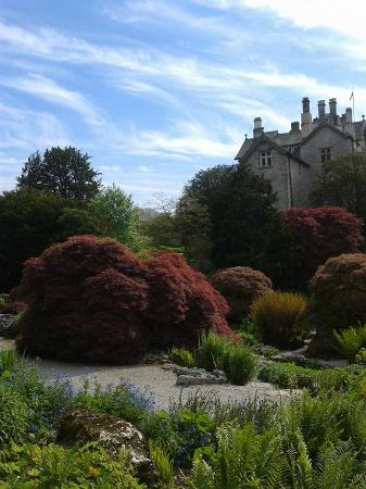 Kendal, UK: Formal Garden