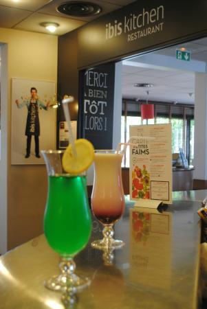 Ibis Toulouse Universite : Bar