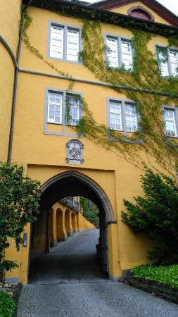 Hotel Schloss Montabaur: Main Entrance