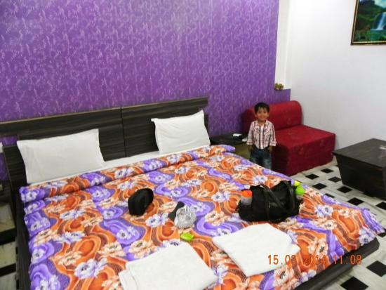 Hotel Hayat Rabbani : Room