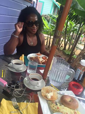 Holetown, Barbados: Ready to eat!!!