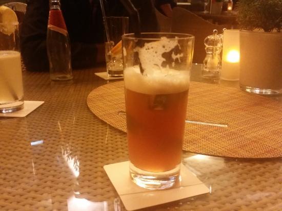 Le Bar l'Amiral: cocktail  et ambiance