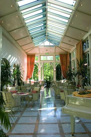 Hotel Tanneck: Wintergarten