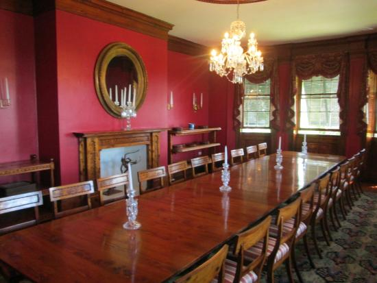 Camden House: Dining Table