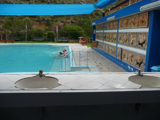 Piscine des eaux thermales la calera picture of la for Piscine thermal
