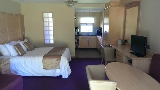 Carnforth, UK: Studio apartment