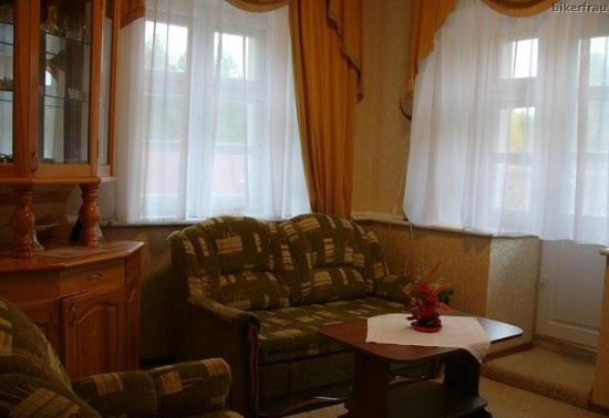 Ded Moroz Estate: место для отдыха на первом этаже
