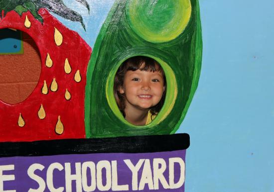 Greensboro, Carolina del Norte: Our sweet pea!