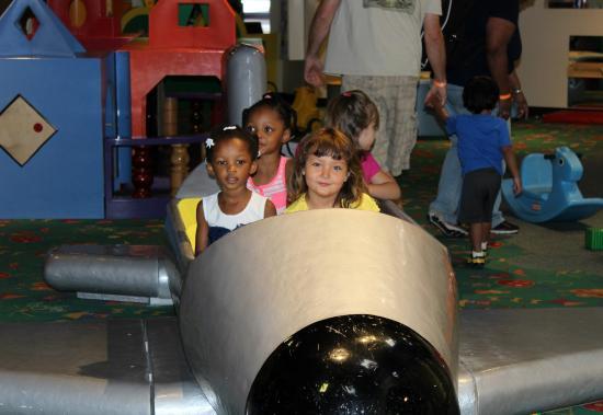 Greensboro, Carolina del Norte: On the spaceship