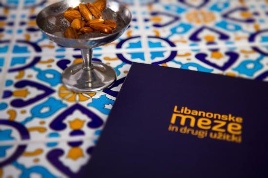 Libanonske meze in drugi užitki