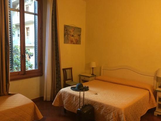 Hotel Bologna : Room