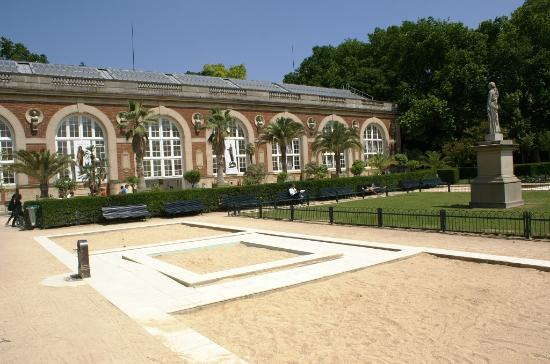 Jardin du Luxembourg : Orangerie