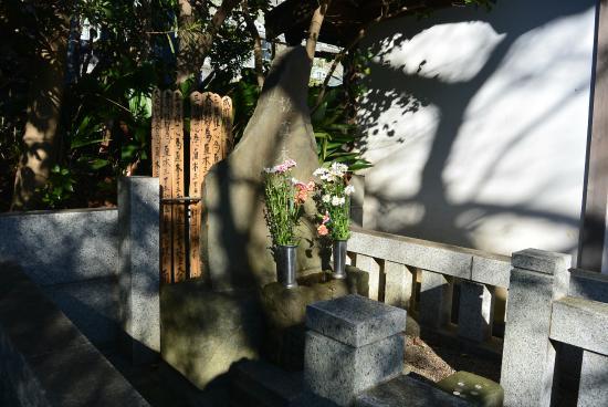 The Grave of Sanjugo Naoki
