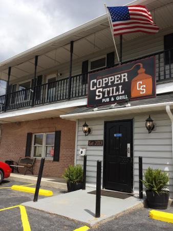 The Copper Still Pub & Grill