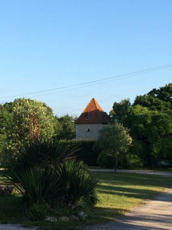 Chateau de l'Hoste: Бывшая мельница