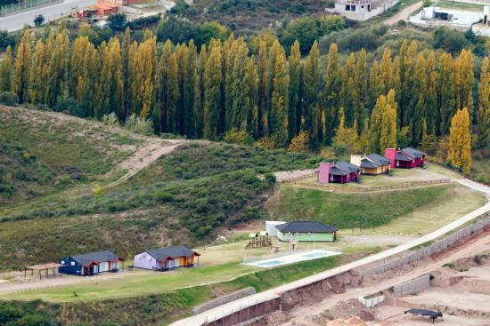 Colores de los Funes Lodge