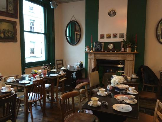 Fancy That Tea Room Hours