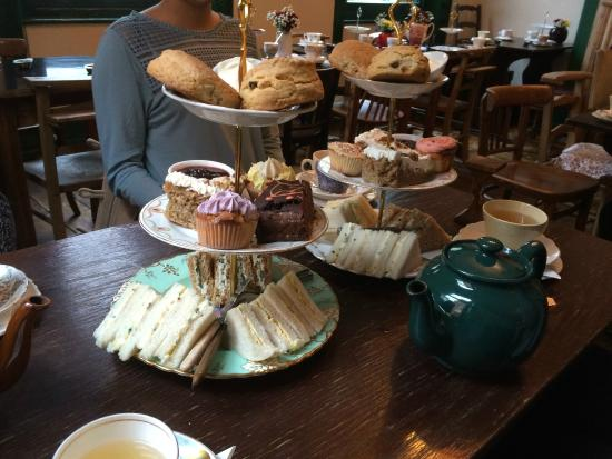 Soho S Secret Tea Room
