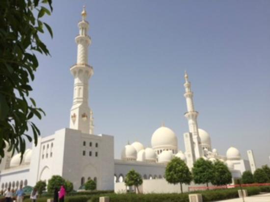 Tour Val: Grande Mosquée du Sultan